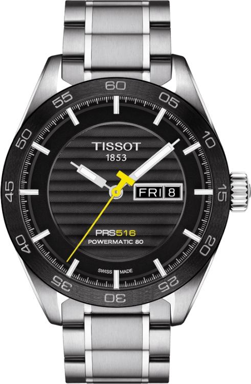正規品 TISSOT ティソ T100.430.11.051.00 PRS 516 オートマチック ジェント 腕時計
