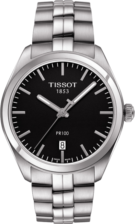 正規品 TISSOT ティソ T101.410.11.051.00 PR 100 クォーツ 腕時計