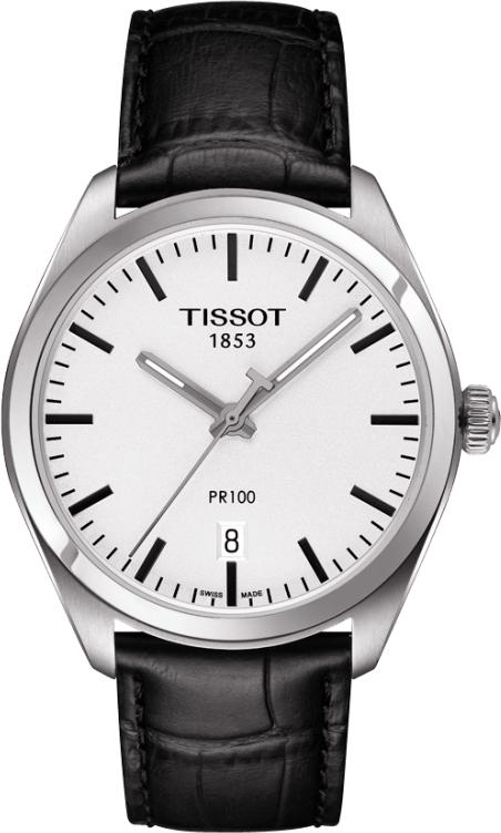 正規品 TISSOT ティソ T101.410.16.031.00 PR 100 クォーツ 腕時計