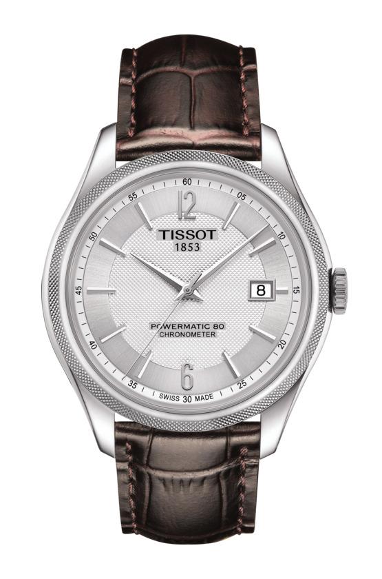 正規品 TISSOT ティソ T108.408.16.037.00 T-クラシック バラード パワーマティック80 COSC 腕時計