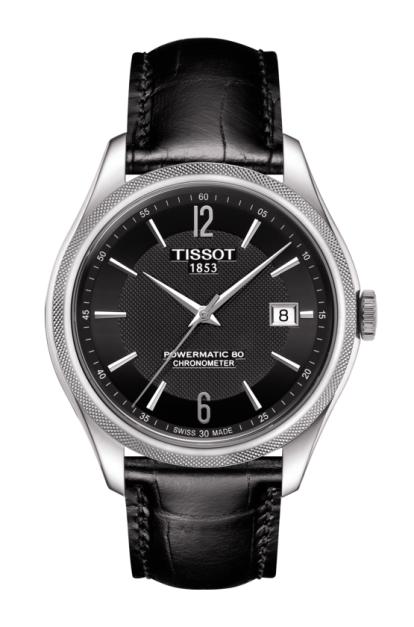 ティソ TISSOT T108.408.16.057.00 T-クラシック バラード パワーマティック80 COSC 正規品 腕時計