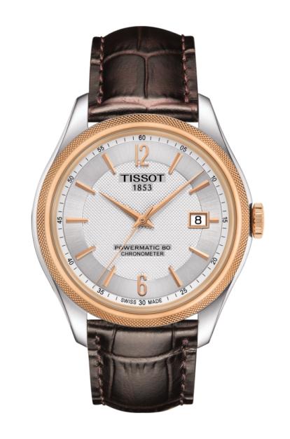 ティソ TISSOT T108.408.26.037.00 T-クラシック バラード パワーマティック80 COSC 正規品 腕時計