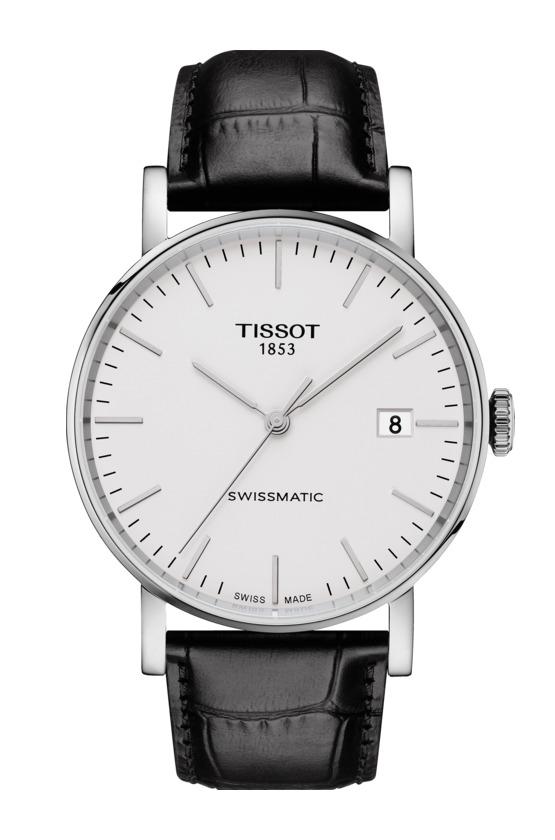 正規品 TISSOT ティソ T109.407.16.031.00 T-クラシック エブリタイム スイスマティック 腕時計