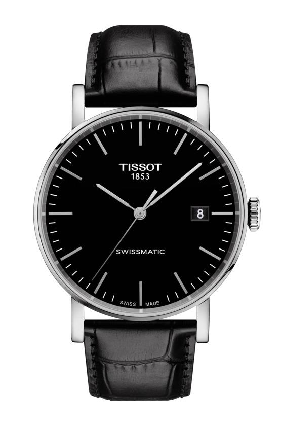 正規品 TISSOT ティソ T109.407.16.051.00 T-クラシック エブリタイム スイスマティック 腕時計
