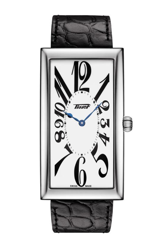 正規品 TISSOT ティソ T117.509.16.012.00 ヘリテージ バナナ センテナリー エディション 腕時計