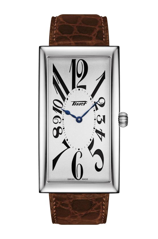 ティソ TISSOT T117.509.16.032.00 ヘリテージ バナナ センテナリー エディション 正規品 腕時計