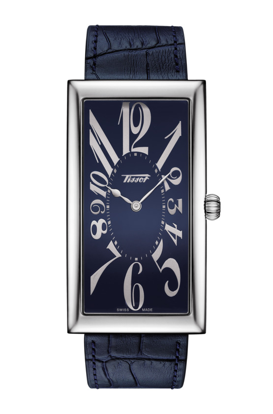 ティソ TISSOT T117.509.16.042.00 ヘリテージ バナナ センテナリー エディション 正規品 腕時計