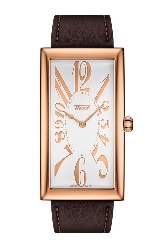 ティソ TISSOT T117.509.36.032.00 ヘリテージ バナナ センテナリー エディション 正規品 腕時計