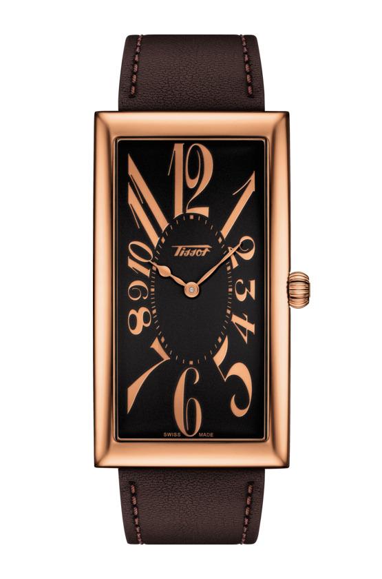 ティソ TISSOT T117.509.36.052.00 ヘリテージ バナナ センテナリー エディション 正規品 腕時計