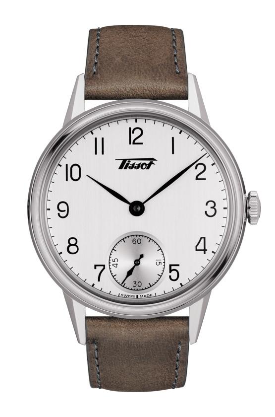 ティソ TISSOT T119.405.16.037.01 ヘリテージ プチセコンド 正規品 腕時計