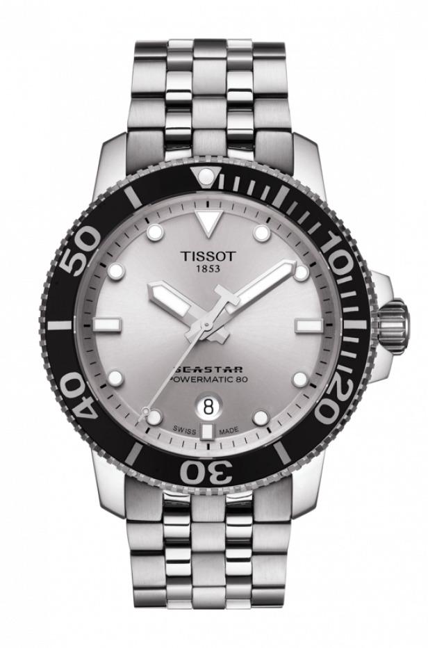 ティソ TISSOT T120.407.11.031.00 T-スポーツ シースター1000 オートマティック 正規品 腕時計