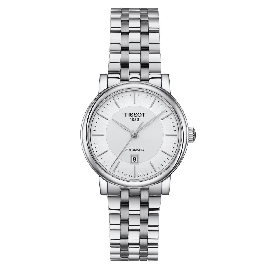 ティソ TISSOT T122.207.11.031.00 T-クラシック カーソン プレミアム オートマチック レディ 正規品 腕時計