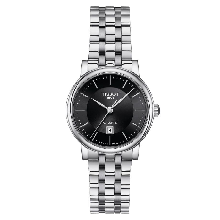 ティソ TISSOT T122.207.11.051.00 T-クラシック カーソン プレミアム オートマチック レディ 正規品 腕時計