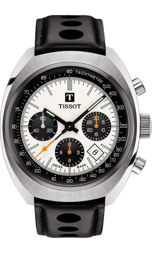 正規品 TISSOT ティソ T124.427.16.031.00 ヘリテージ1973 世界限定1973本 腕時計