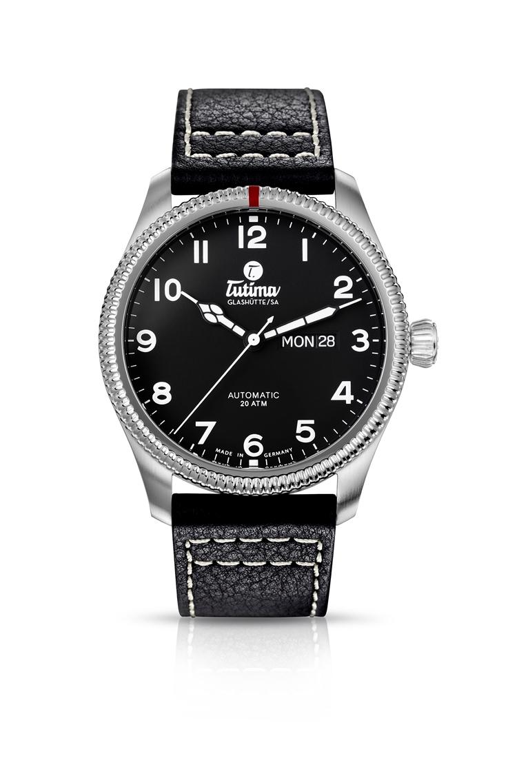 チュチマ Tutima 6102-01 グランドフリーガー クラシック オートマチック 正規品 腕時計