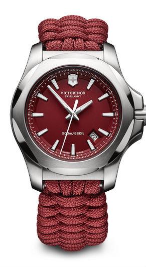 正規品 VICTORINOX ビクトリノックス 241744 I.N.O.X. Paracord イノックス パラコード 腕時計