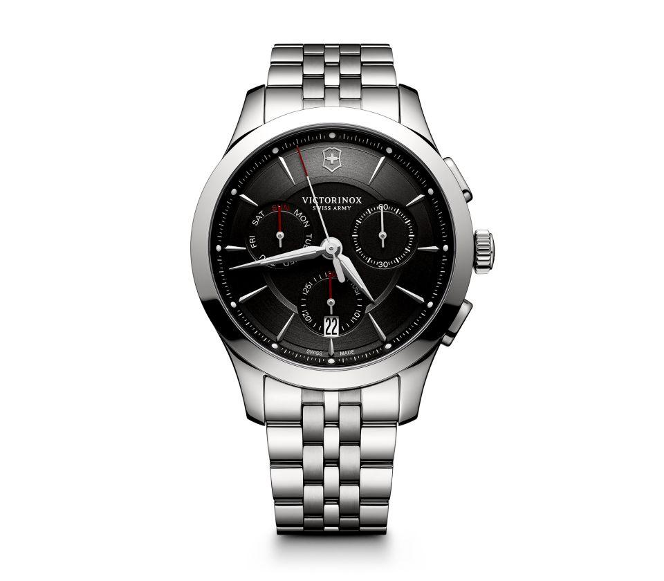 ビクトリノックス VICTORINOX 241745 アライアンス クロノグラフ 正規品 腕時計