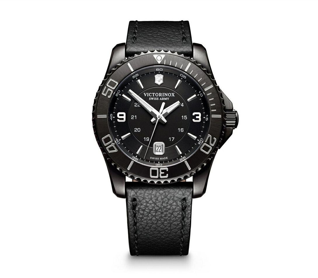 ビクトリノックス VICTORINOX 241787 マーべリック ラージ ブラックエディション 正規品 腕時計
