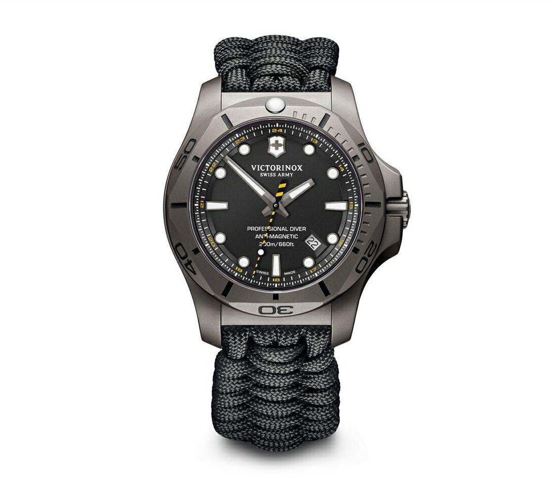 正規品 完売 送料無料 クォーツ メンズ ビクトリノックス VICTORINOX 241812 腕時計 プロフェッショナルダイバー チタニウム 通常便なら送料無料 イノックス