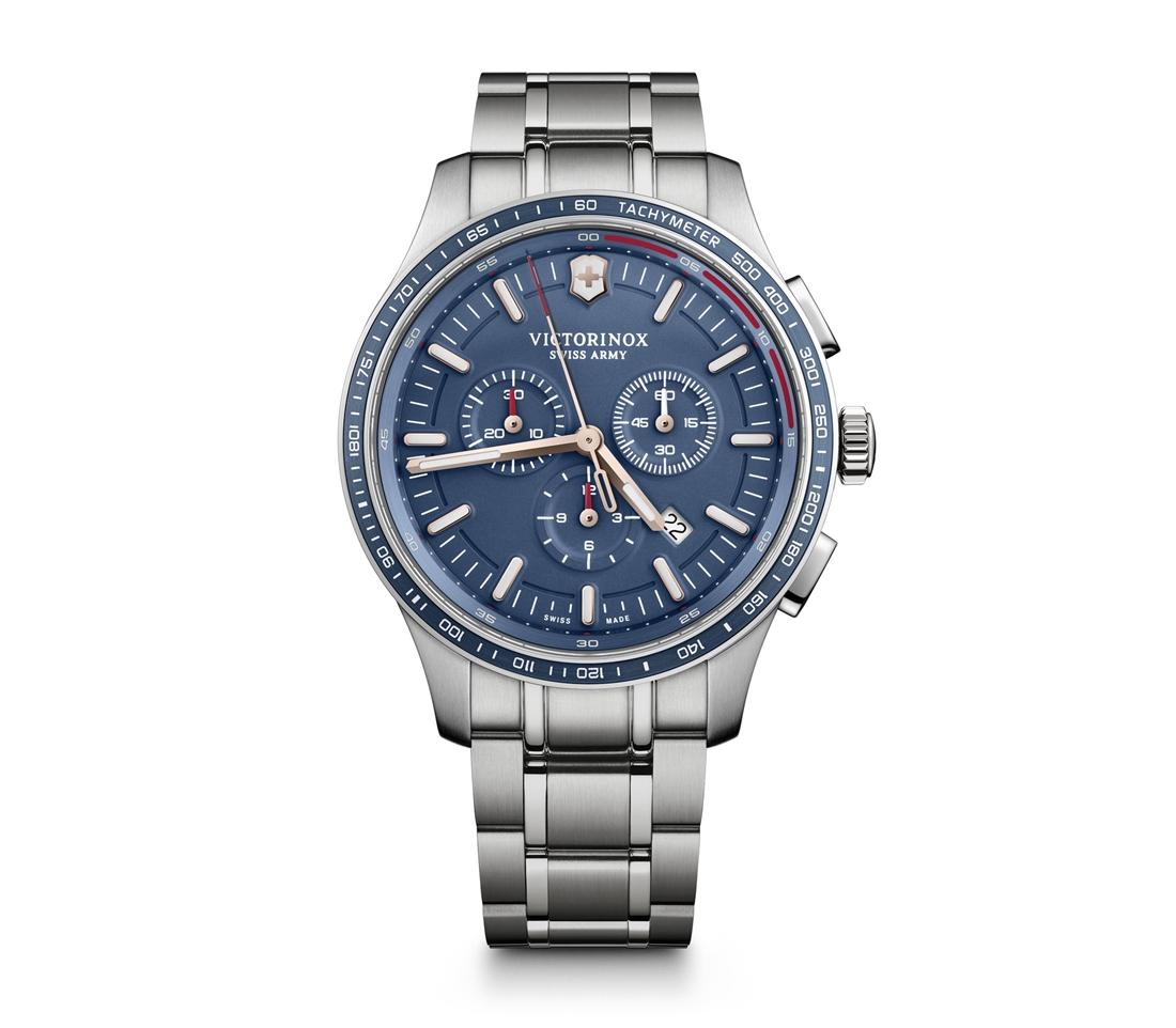 ビクトリノックス VICTORINOX 241817 アライアンス スポーツ クロノグラフ 正規品 腕時計