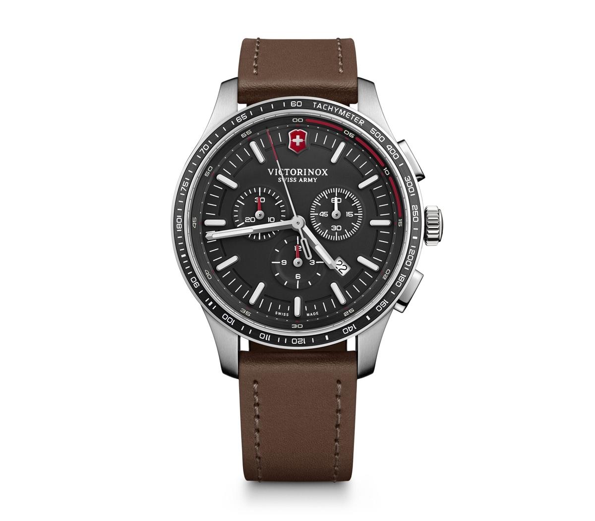 ビクトリノックス VICTORINOX 241826 アライアンス スポーツ クロノグラフ 正規品 腕時計