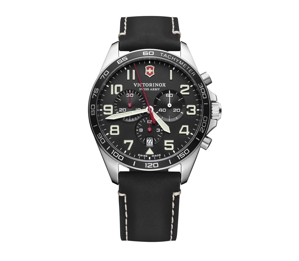 ビクトリノックス VICTORINOX 241852 フィールドフォース クロノ 正規品 腕時計