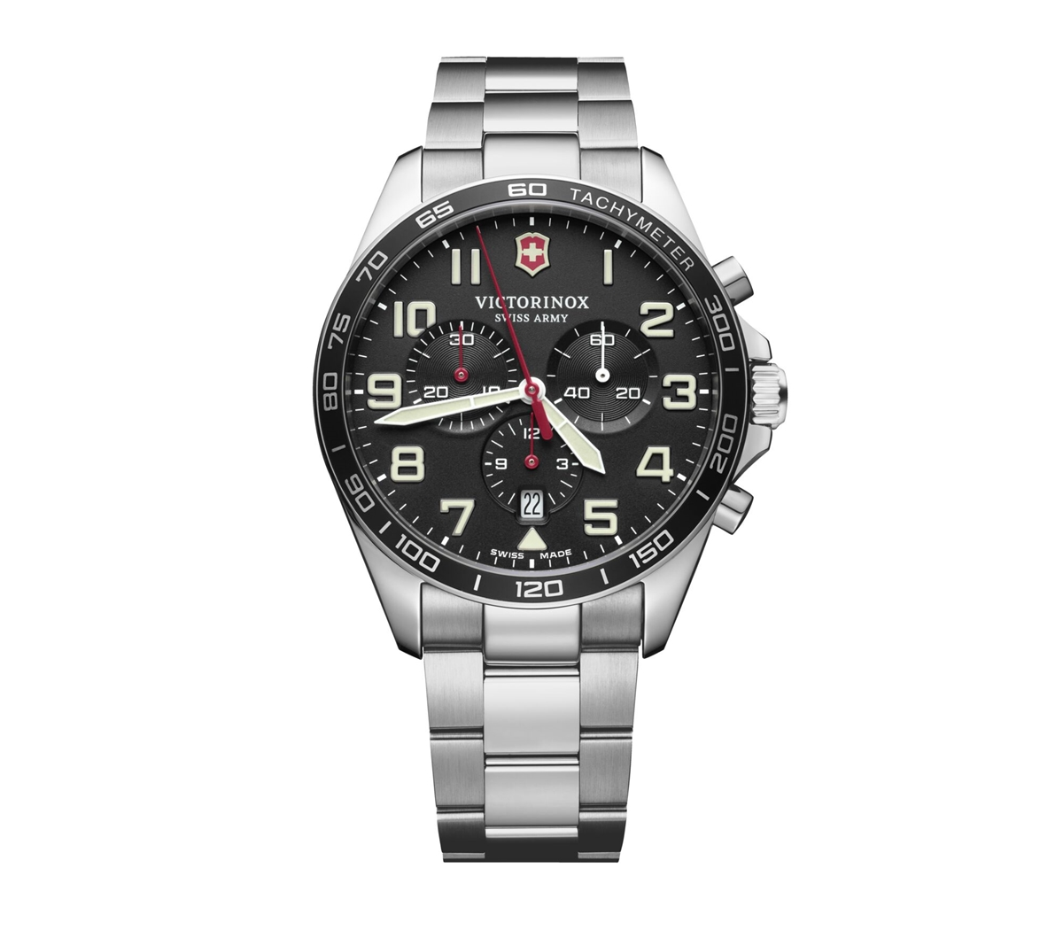 ビクトリノックス VICTORINOX 241855 フィールドフォース クロノ 正規品 腕時計