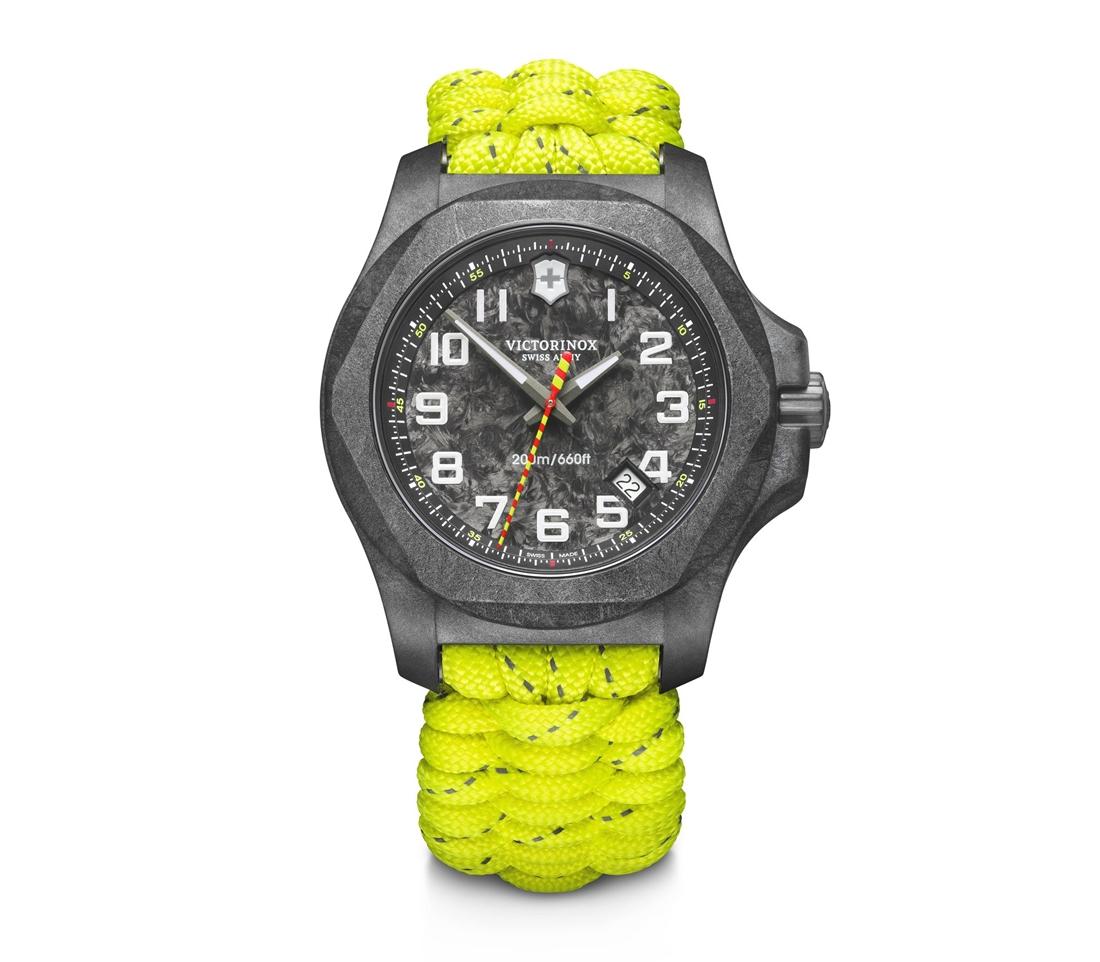 ビクトリノックス VICTORINOX 241858.1 イノックス カーボン 限定モデル 世界限定1200本 正規品 腕時計