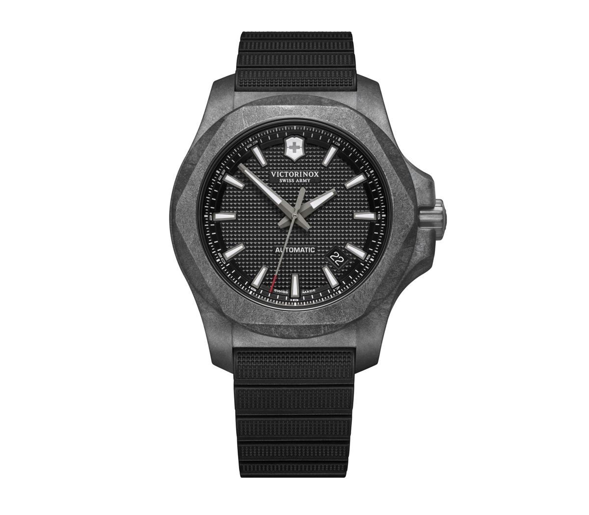 正規品 VICTORINOX ビクトリノックス 241866.1 イノックス カーボン メカニカル 腕時計