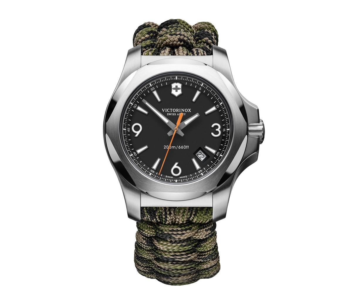 正規品 VICTORINOX ビクトリノックス 241894 イノックス オータムスピリット 腕時計