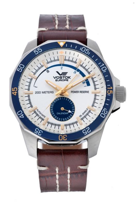 ボストーク ヨーロッパ VOSTOK EUROPE NE57-225A562 N1ロケット 正規品 腕時計