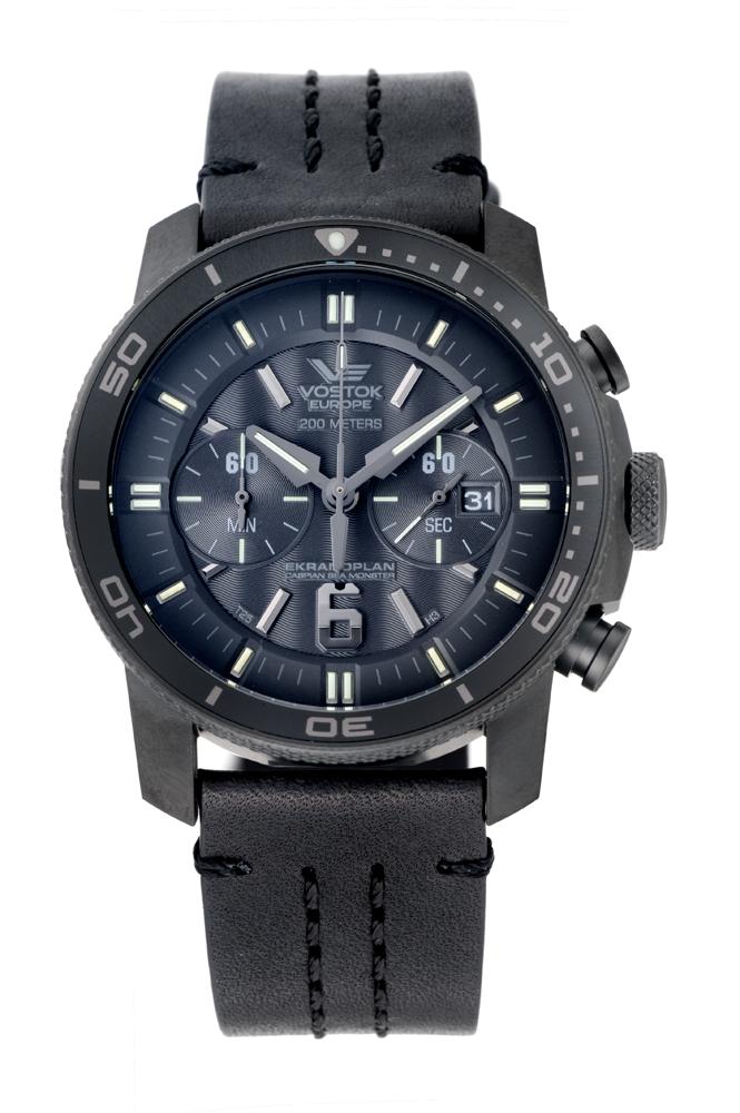 正規品 VOSTOK EUROPE ボストーク ヨーロッパ 6S21-546C510 エクラノプラン 腕時計