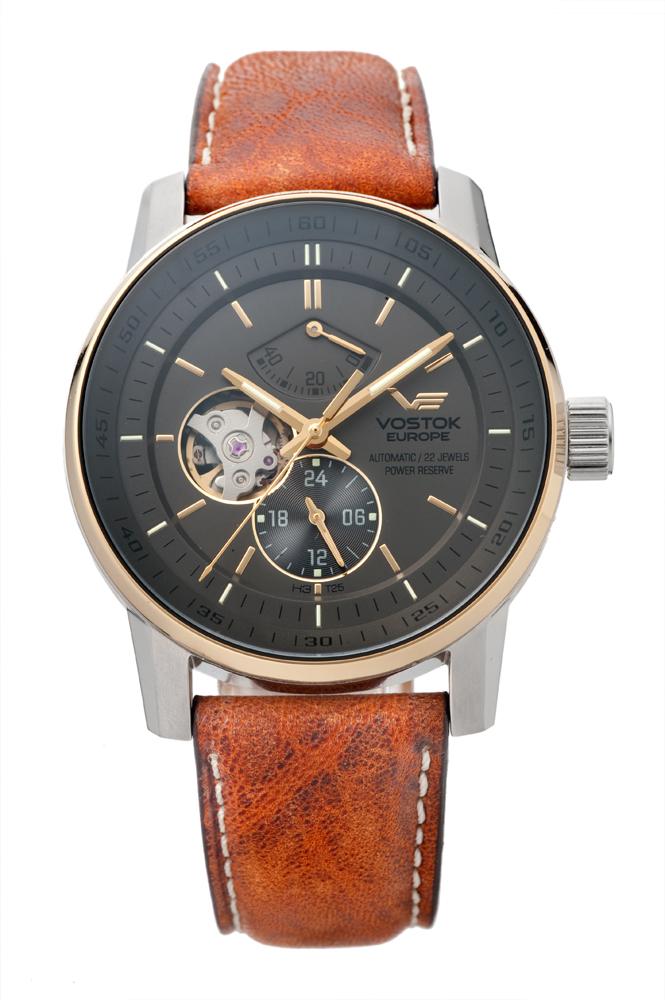 正規品 VOSTOK EUROPE ボストーク ヨーロッパ YN84-565E551 ガズ14 リムジン 腕時計