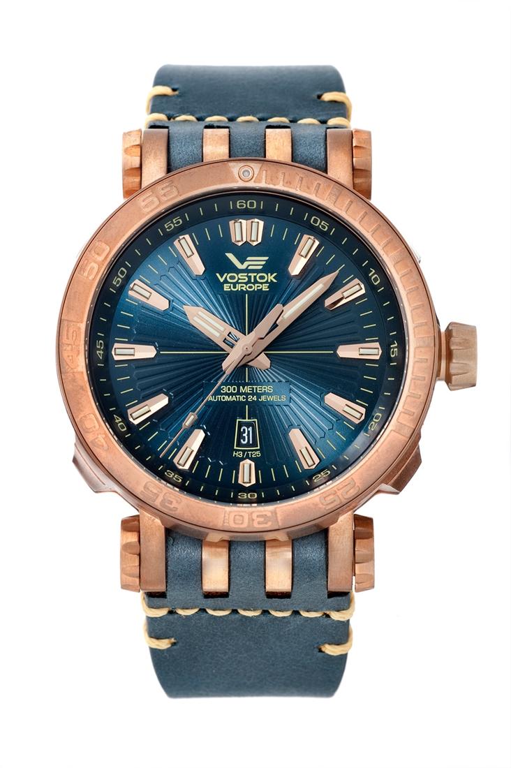 正規品 VOSTOK EUROPE ボストーク ヨーロッパ NH35A-575O286 エネルギア ブロンズ 腕時計