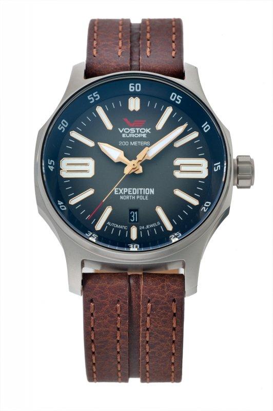 正規品 送料無料 機械式 メンズ 今なら防水ボックスプレゼント ボストーク ヨーロッパ 保証 腕時計 日本未発売 エクスピディション ノースポール NH35A-592A555 EUROPE オートマチックライン VOSTOK