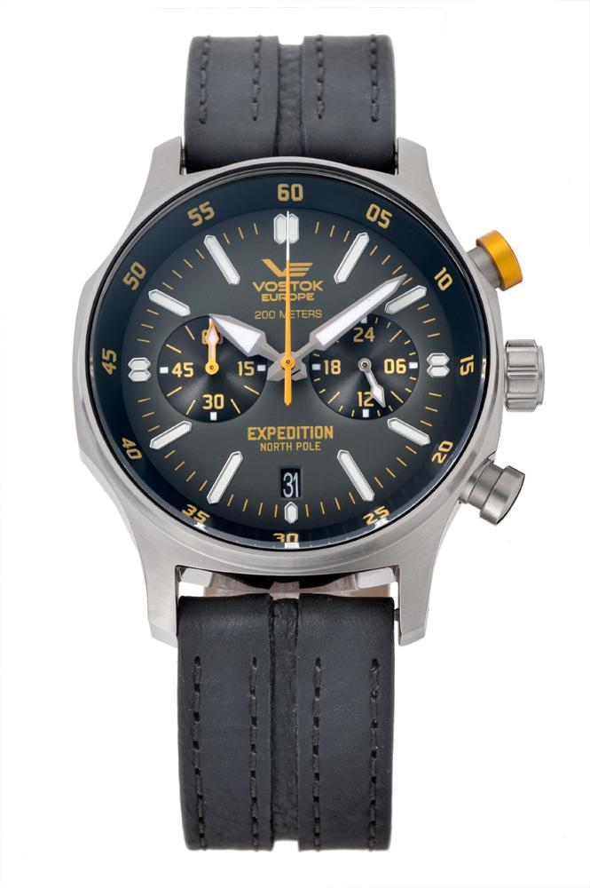 ボストーク VOSTOK EUROPE ヨーロッパ VK64-592A560 エクスピディション ノースポール1 クロノライン 正規品 腕時計