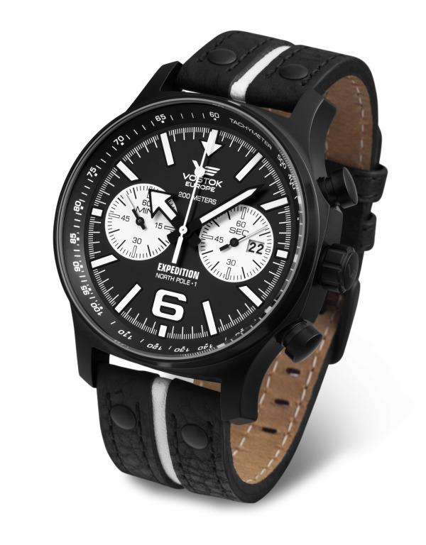 正規品 VOSTOK EUROPE ボストーク ヨーロッパ 6S21-5954199 Eエクスペディション ノースポール1 クロノライン 腕時計