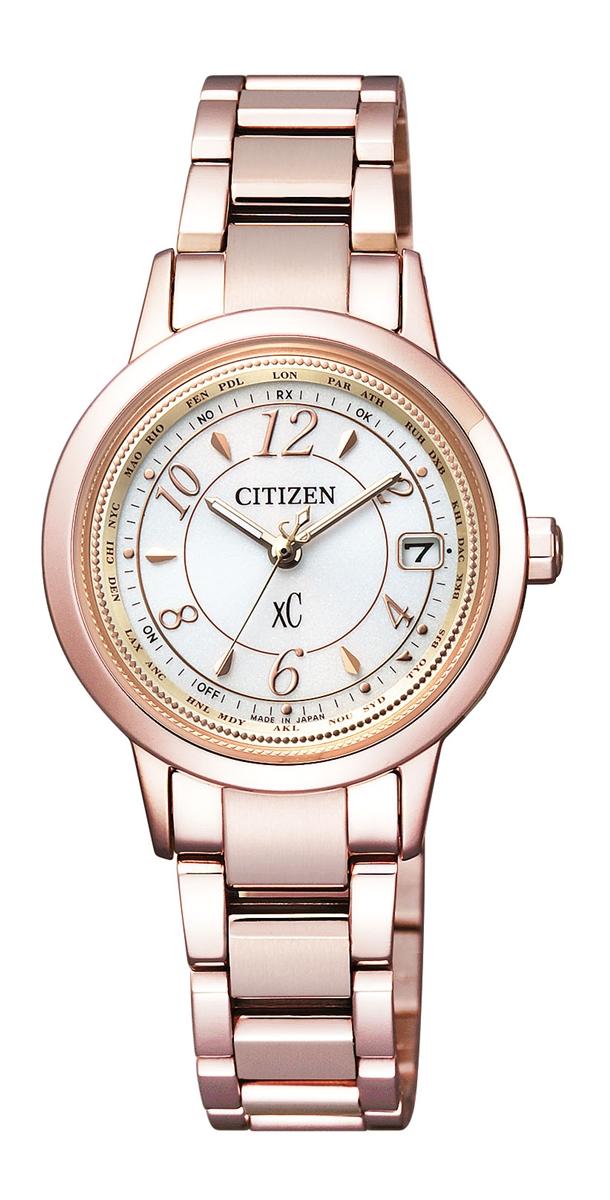 クロスシー XC シチズン CITIZEN 正規メーカー延長保証付き EC1144-51C エコ・ドライブ 電波時計 正規品 腕時計
