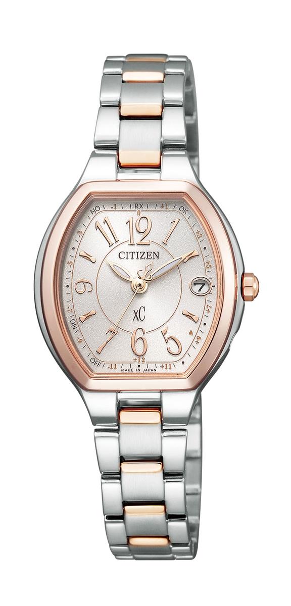 クロスシー XC シチズン CITIZEN 正規メーカー延長保証付き ES9364-57A エコ・ドライブ 電波時計 正規品 腕時計