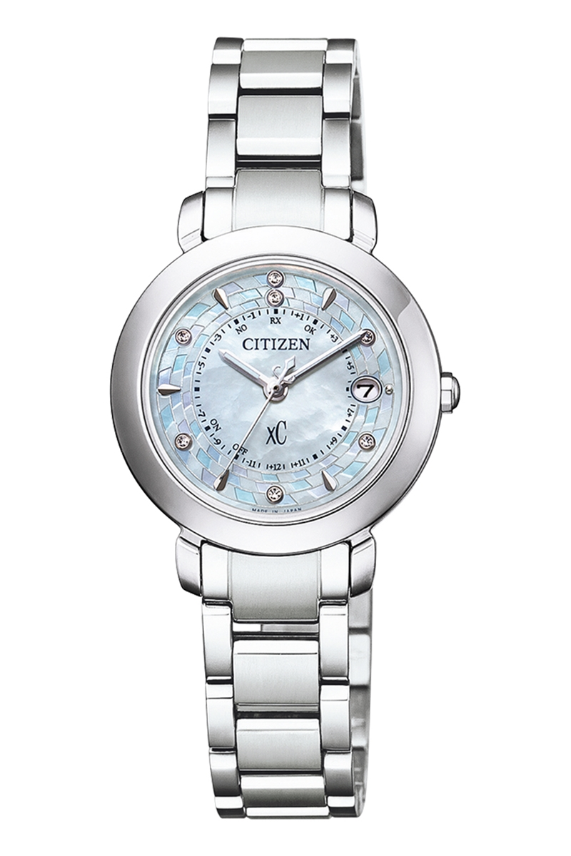 クロスシー XC シチズン CITIZEN 正規メーカー延長保証付き ES9440-51W 世界限定2500本 正規品 腕時計