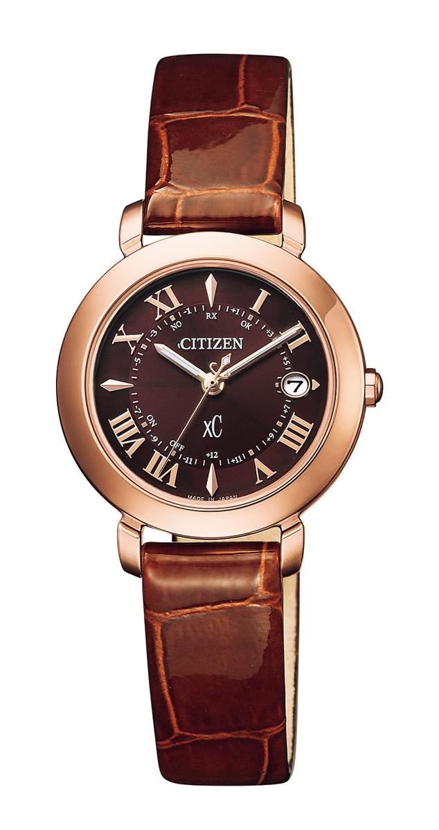 クロスシー XC シチズン CITIZEN 正規メーカー延長保証付き ES9442-04W エコ・ドライブ 電波時計 正規品 腕時計