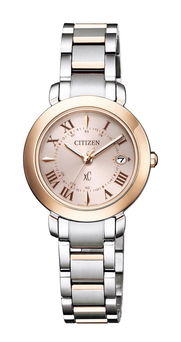 クロスシー XC シチズン CITIZEN 正規メーカー延長保証付き ES9445-57W エコ・ドライブ 電波時計 正規品 腕時計