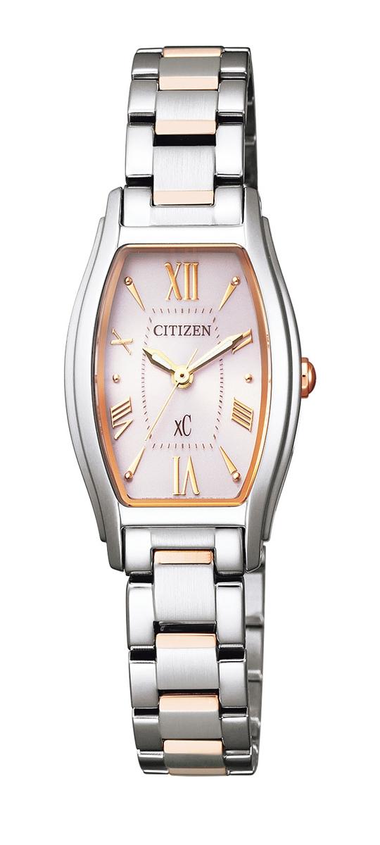 クロスシー XC シチズン CITIZEN 正規メーカー延長保証付き EW5544-51W エコ・ドライブ 正規品 腕時計
