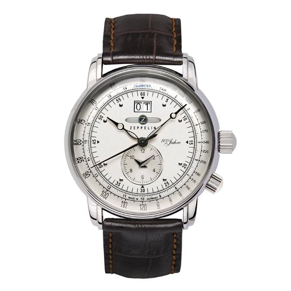 【今ならオリジナル折り畳み傘プレゼント】 ツェッペリン ZEPPELIN 76401N Special Edition 100 Years ZEPPELIN ZEPPELIN号100周年記念モデル 正規品 腕時計