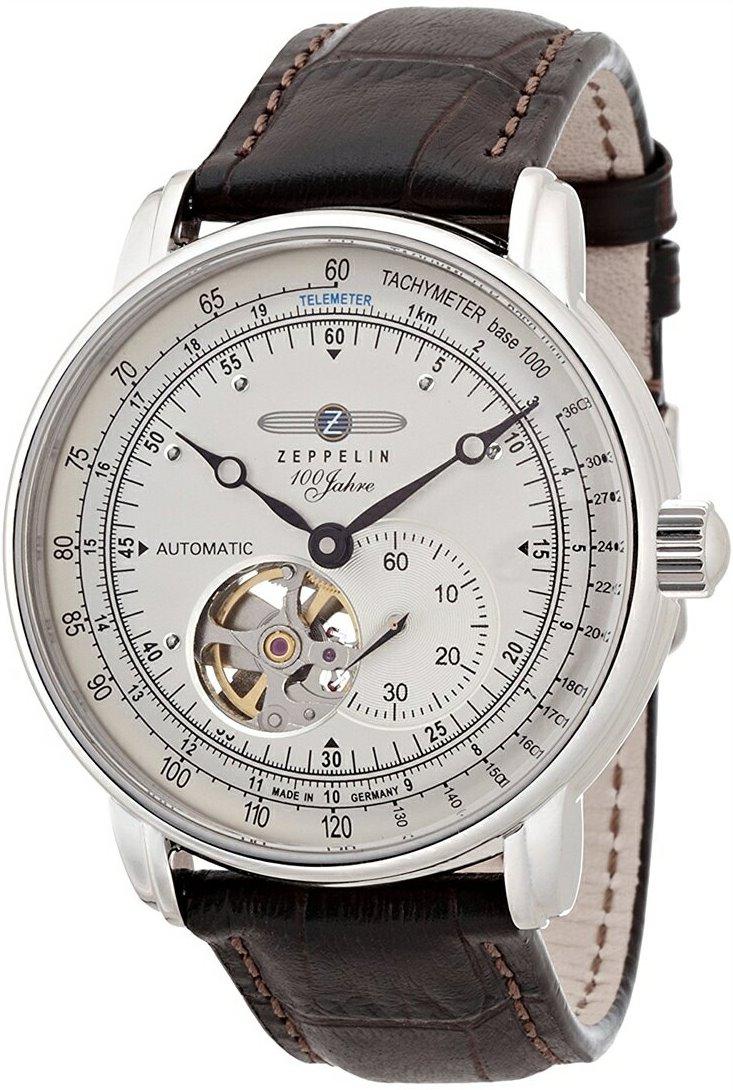 【今ならオリジナル折り畳み傘プレゼント】 ツェッペリン ZEPPELIN 76621 Special Edition 100 Years ZEPPELIN ZEPPELIN号100周年記念モデル 正規品 腕時計