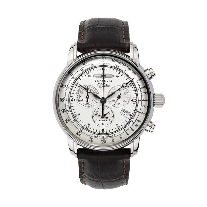 正規品 ZEPPELIN ツェッペリン 76801N Special Edition 100 Years ZEPPELIN ZEPPELIN号100周年記念モデル 腕時計