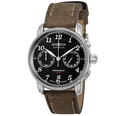 【今ならオリジナル折り畳み傘プレゼント】 ツェッペリン ZEPPELIN 8678-2 グラーフツェッペリン 正規品 腕時計