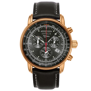 【今ならオリジナル折り畳み傘プレゼント】 ツェッペリン ZEPPELIN 8682-2 100周年記念モデル 日本限定モデル 正規品 腕時計
