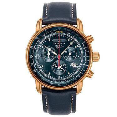 【今ならオリジナル折り畳み傘プレゼント】 ツェッペリン ZEPPELIN 8682-3 100周年記念モデル 日本限定モデル 正規品 腕時計