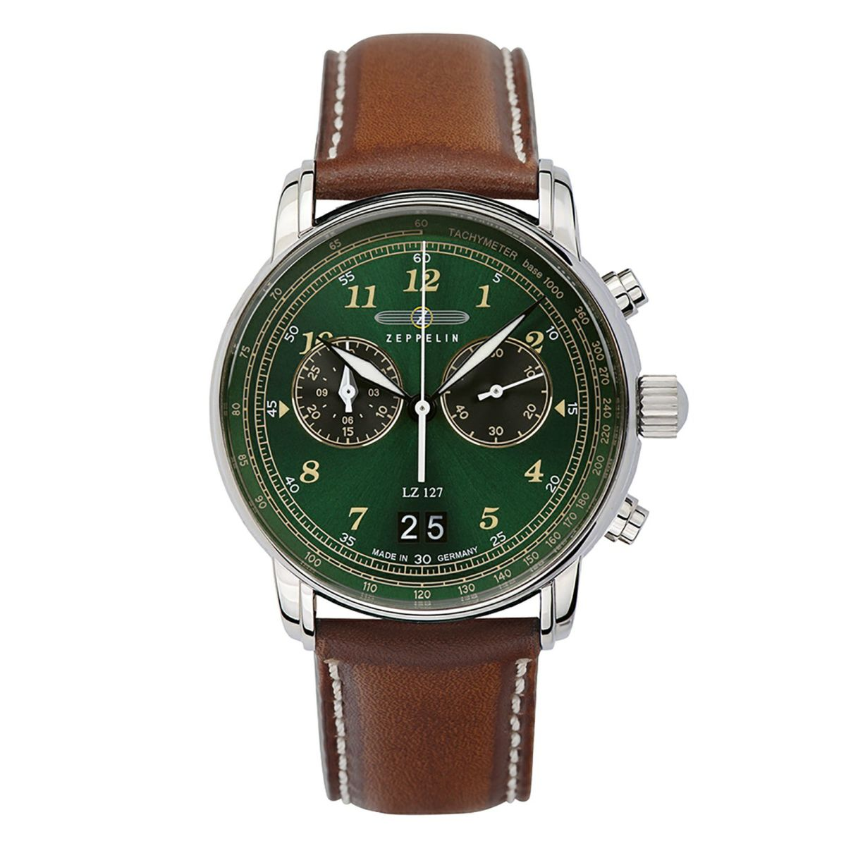 【今ならオリジナル折り畳み傘プレゼント】 ツェッペリン ZEPPELIN 8684-4 グラーフツェッペリン 正規品 腕時計
